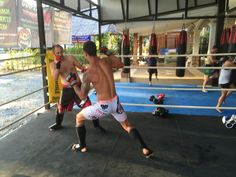 MMA sparring at Combat 360X Muay Thai, MMA and fitness camp in Khao Lak #mma #bjj #grappling #muaythaicamp #phuket #khaolak #thailand #fitness