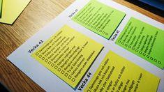 Skriv ut din städlista på post-it-lappar! Bra Hacks, Clean House, Good To Know, Life Hacks, Household, Organization, Cleaning, Motivation, Bra Tips