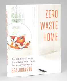In this eye-opening book, Bea Johnson shares hundreds of tips and tricks for sustainable living that allowed her and her family to simplify their life, reduce their garbage to a remarkable quart a year, cut their annual spending by 40 percent and improve their health and well-being in the process. Written by Bea JohnsonPublisher: Simon and Schuster