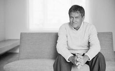 """:: PEOPLE :: icon architect John Pawson, love and admire his collection of work. Photo Credit: Orla Connolly. """"'It's very complex to make something simple.' - Pawson #people #architect"""