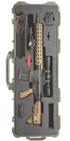 Self Defense and Personal Protection Products and Gear Weapons Guns, Guns And Ammo, Armas Ninja, Shooting Gear, Gun Cases, Gun Storage, Custom Guns, Cool Guns, Assault Rifle