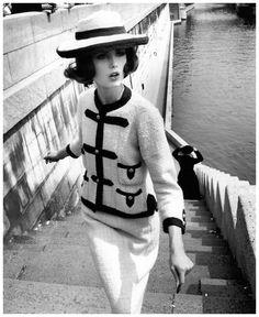 nobody makes a jacket like Chanel.