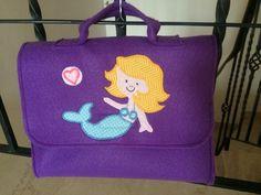 Filz Tasche von Sewing Love auf DaWanda.com