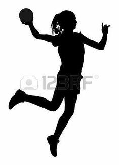Handball Handball Players, Anime Art Girl, Art Photography, Athletics, Drawings, Collections, Beautiful, Create, Birthday