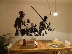 Painting Seven Samurai - Making Of