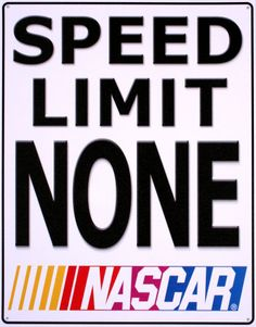 Nascar (I know they don't race on dirt... but the meaning still applies!)