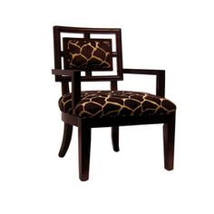 Royal Manufacturing�Anna Lee Accent Chair