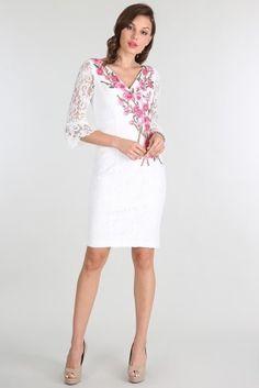 Short Summer Dress With V Neck NKD14149 Wholesale Prom Dresses a6bdcfb69