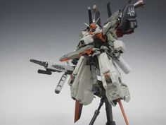 GUNDAM GUY: MG 1/100 Full-Armor Delta Plus - Custom Build