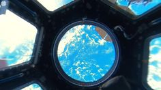 Watch the Earth from the ISS observatory in a 4K 360 video
