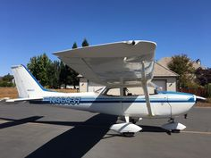 1969 Cessna 172K Skyhawk for sale in Placerville, CA United States => www.AirplaneMart.com/aircraft-for-sale/Single-Engine-Piston/1969-Cessna-172K-Skyhawk/14857/
