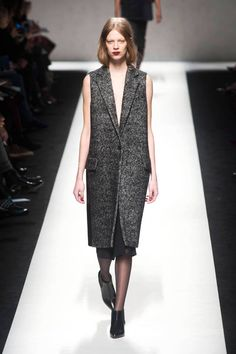 Milan Fashion Week Fall 2014 Runway Looks - Best Milan Runway Fashion - Harper's BAZAAR
