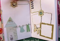 Living life creatively...: Weekend Journal making