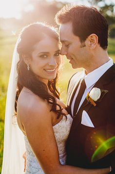 Love the half-up-half-down hair and dangling earrings.    new south wales wedding photos by australian wedding photographer John Benavente