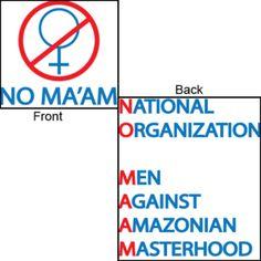 No Ma'am Al Bundy T-Shirt #aatc