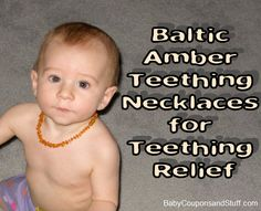 Baltic Amber Teething Necklaces ~ Love them or Hate them?