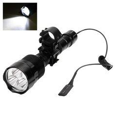 3800 Lumen LED Flashlight