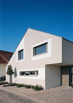 Mobile Home, Detail, Putz, Facade House, Facade Design, Garten, Karlsruhe,  Architecture, Homes