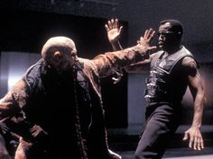Blade teams up with his sworn enemies to combat a new breed of vampire that threatens not just the human race - but that of other vampires as well.