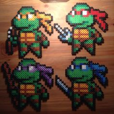 Teenage Mutant Ninja Turtles by @ollieboioz (Oliver Richardson) | Iconosquare