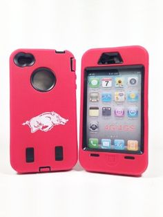 Armored Core Iphone 4/4S Arkansas Razorback Case Red w/Black Shell by Armored Core, http://www.amazon.com/dp/B00EBN0J8U/ref=cm_sw_r_pi_dp_ZkD.rb1WND163