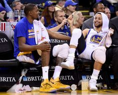 How Kevin Durant and Steph Curry learned to share the limelight