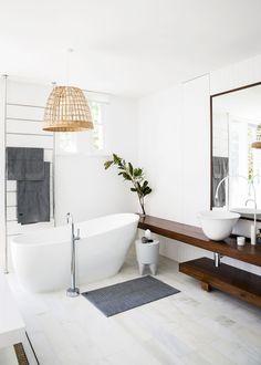 Style your bathroom beautiful