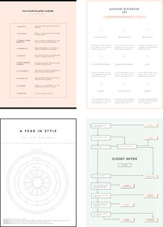 Over the past couple of months I have been getting lots of requests for printable versions of the graphics here on INTO MIND and in the past week I finally started the process of converting some of…