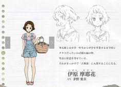 Mayaka Ibara from Hyouka.