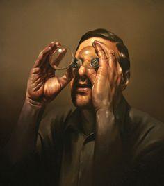 Paintings by Radu Belcin | http://ineedaguide.blogspot.com/2015/05/radu-belcin.html | #art #paintings