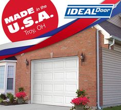 Ideal Garage Doors From Troy, OH