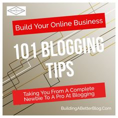 101 Blogging Tips (Part 34)- Pre Planning Your Video Content