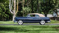 1949 Lincoln Series 9EL Convertible - 2 - Print Image