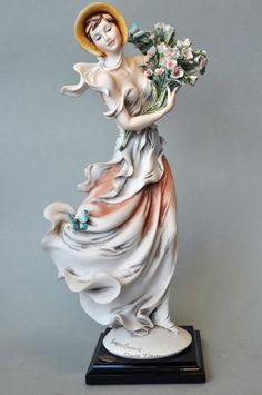 Giuseppe Armani Figurine | Дамское....в фарфоре. Комментарии : LiveInternet - Российский Сервис Онлайн-Дневников