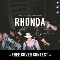 CONTEST TIME. because  RHONDA SEASON is APPROACHING  This Friday April 7th Rhonda makes her long awaited return to the @reflectionscabaret dance floor. Rhonda is a dance-party Rhonda is a NASTY Woman and she wants you to #STAYGAY. Pants are optional & love is mandatory. . To celebrate the return of The Queen of Clubs we're giving away free cover with a 1 to three followers! . Here's how to win (it's really really easy): . 1. the usual  tell me who you want to bring with you in the comments…