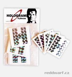 Hologram Rimmer - Kliknutím na obrázek zavřete