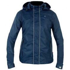 Horze Unisex Waterproof Shell Jacket in Navy. $89.00