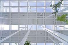 KAIT Kobo - Kanagawa Institute of Technology, in DETAIL. | METALOCUS