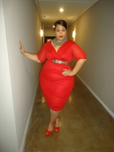 GarnerStyle | The Curvy Girl Guide: Celebrity Style Capture