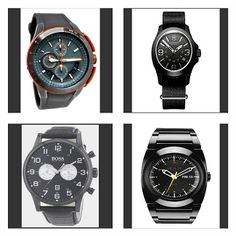 Armani Exchange Gray Dial Chronograph Silicone Rubber Strap Men's Watch Victorinox Swiss Army Original Sports Chrono Black Dial  Fabric Strap Water Resistant Men's Watch  Boss Hugo Boss Aeroliner Chronograph Stainless Steel  Leather Gent Crocodile-Embossed Strap Men's Watch Nixon Don II All Black Dial Stainless Steel Men's Watch