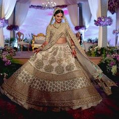 Bridal Beauty !! 😍 Perfect Wedding Attires Are Here | Handmade Bridals From India | Worldwide Delivery 🌎 | Shop Now ✨ Call / Whatsapp :…