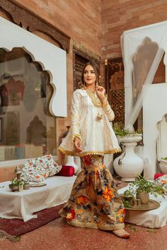 😍😍😍😍 Latest eid dresses 😍😍😍😍😍 For Price & Queries Please DM us or you can Message/WhatsApp 📲 We provide Worldwide shipping🌍… Pakistani Dresses Party, Pakistani Fashion Party Wear, Shadi Dresses, Pakistani Wedding Outfits, Eid Dresses, Pakistani Dress Design, Pakistani Wedding Dresses, Party Wear Dresses, Indian Outfits
