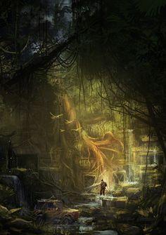 ArtStation - New Adventure, Artur Sadlos