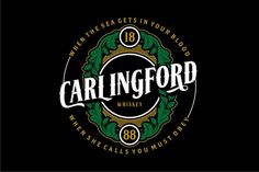 Carlingford by Twicolabs Fontdation on @creativemarket