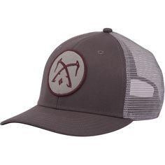 3cc2c2c9 Black Diamond - BD Trucker Hat - Slate/Nickel Black Diamond Equipment, Caps  Hats