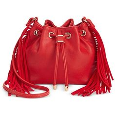 Inc International Concepts Aana Micro-Mini Crossbody, (2.880 RUB) ❤ liked on Polyvore featuring bags, handbags, shoulder bags, red, mini cross body purse, mini crossbody purse, fringe crossbody, crossbody shoulder bags and crossbody purse