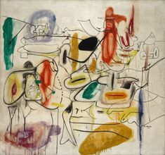 Arshile Gorky, Untitled, 1954