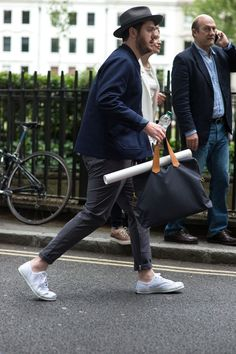 """London Collections Men S/S '16 street style - GQ.co.uk"""