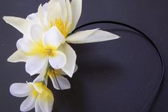 floral bloom headband by tribaltrends on Etsy, $12.00