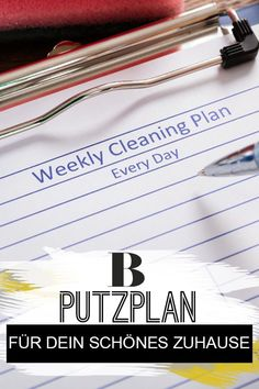 The perfect cleaning plan for a beautiful home - Hacks Cleaning Plan, Marie Kondo Konmari, Beautiful Homes, Hacks, How To Plan, Bujo, Christian, Motivation, Organisation